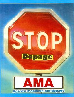 STOP DOPAGE AMA